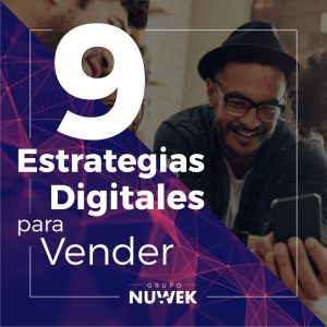 9 Estrategias Digitales para Vender
